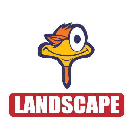 Bird's Eye Landscaping Logo